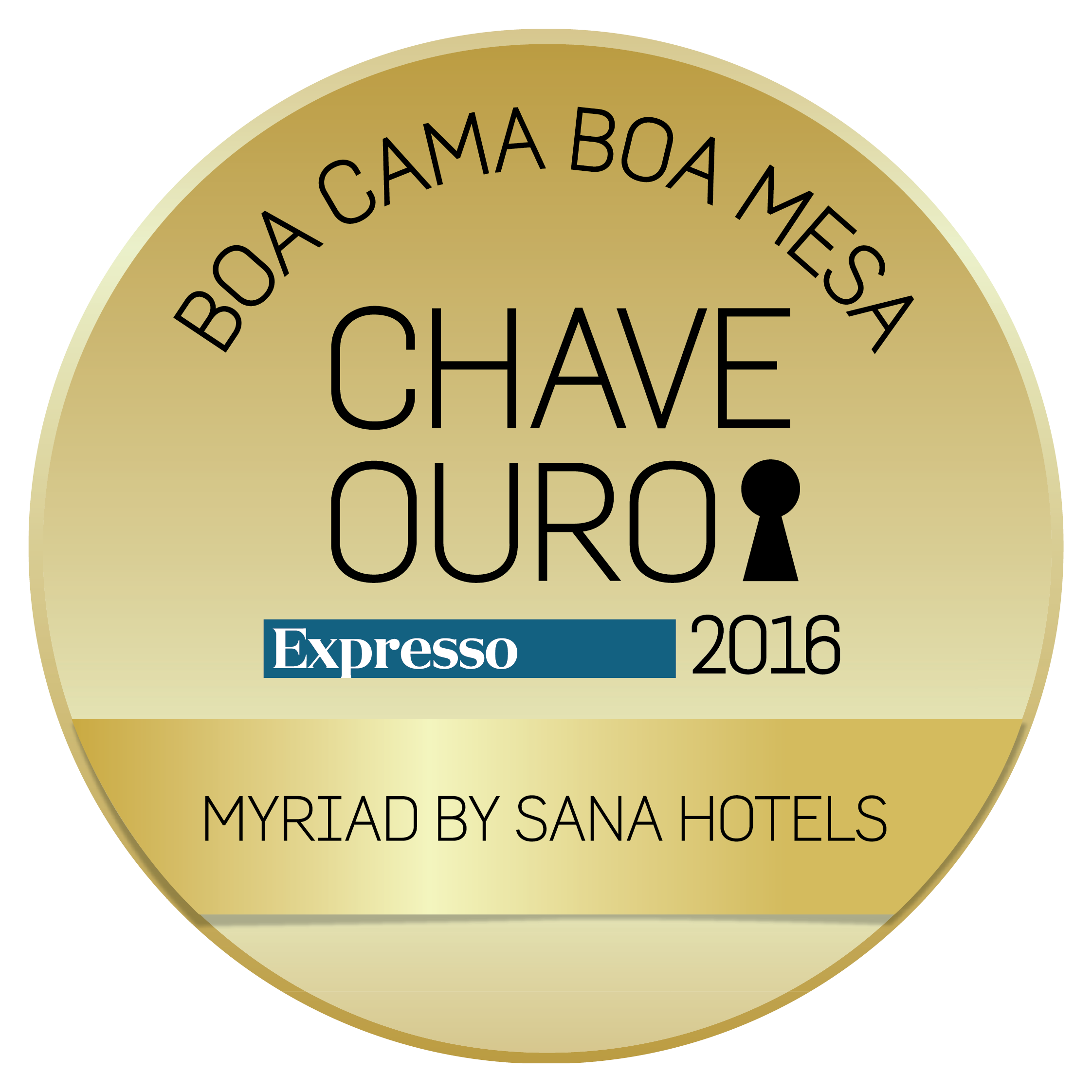 Boa Cama Boa Mesa - Golden Key Award 2016