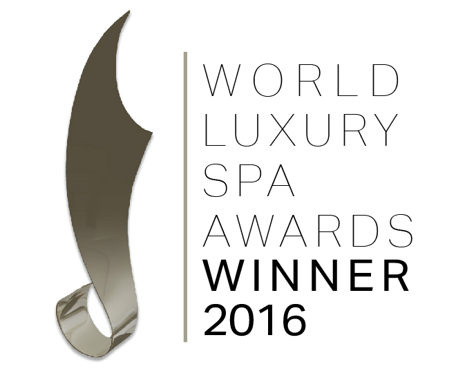 World Luxury Spa Awards Winner 2016